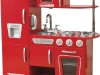 Red Retro Kitchen from Kidcraft