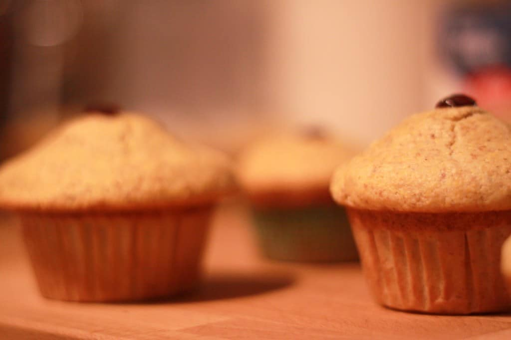 Barefoot Contessa Makeover: Corn muffins with jam filling