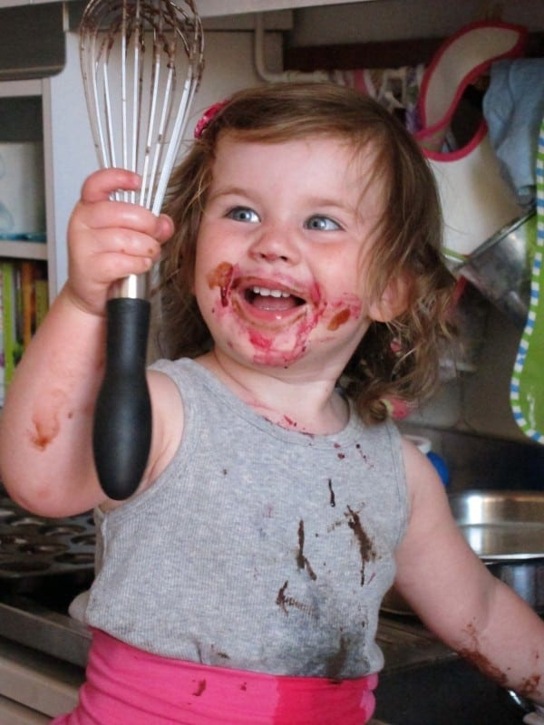 Age-Appropriate Jobs for Kids in the Kitchen