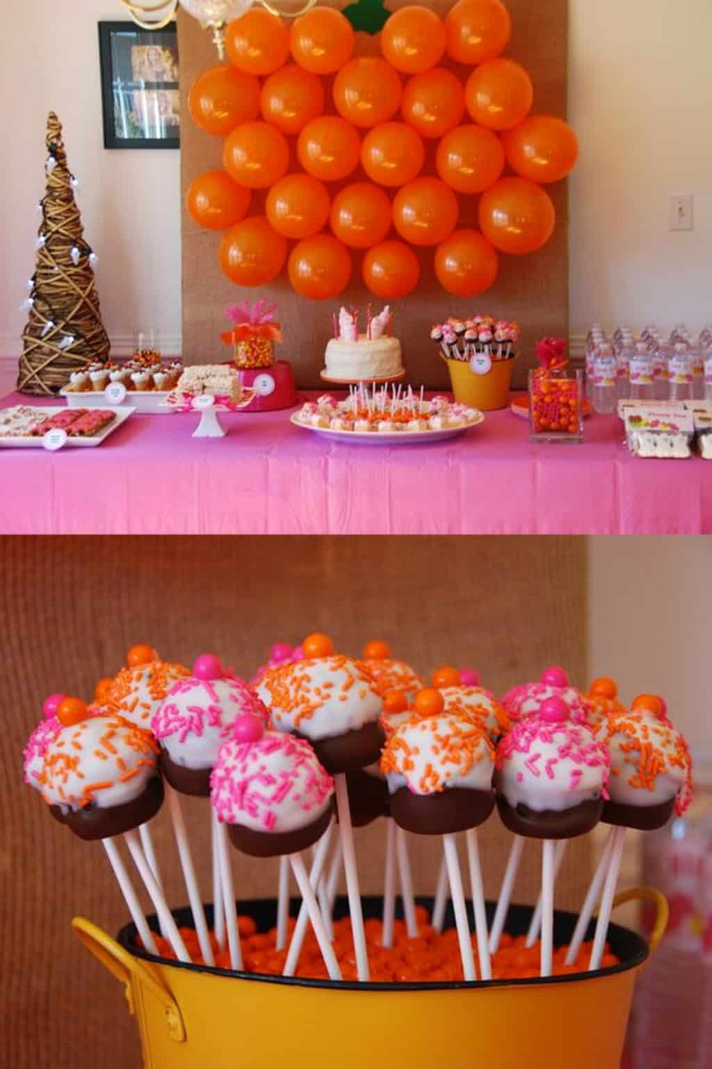 Sweet shop birthday party ideas for 8th birthday for Home sweet home party decorations