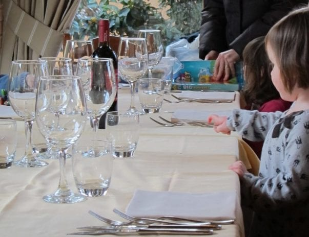 5 ways to teach toddlers table manners