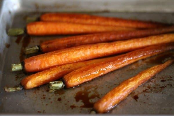 Maple Pan-Roasted Baby Carrots Recipes — Dishmaps
