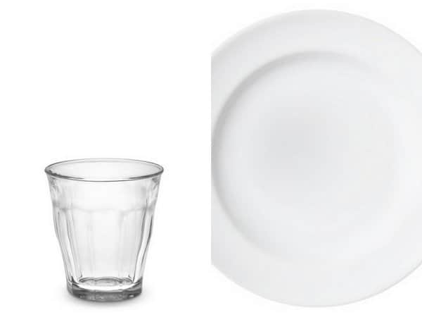 Why I replaced the kids' plastic dishes: out with the plastic, in with the porcelain