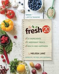 "how to get kids to try new foods: 5 questions with Melissa Lanz, author of ""The Fresh 20"""