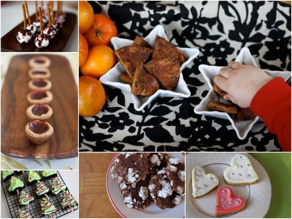 6 healthy Christmas cookies & treats to make with (and for) the kids