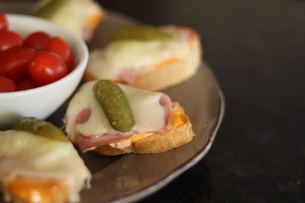 mini reuben sandwiches, foodlets