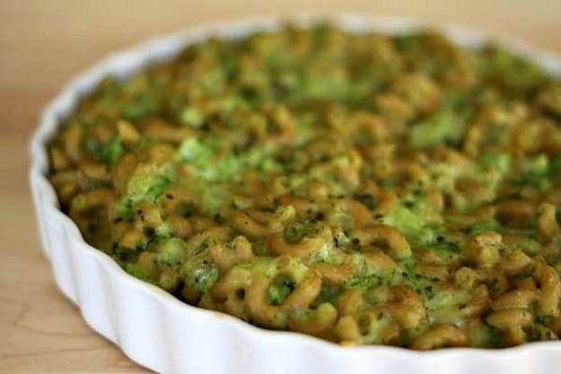 broccoli mac & cheese, foodlets