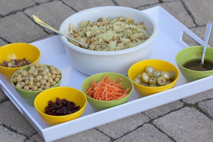moroccan couscous made kid-friendly