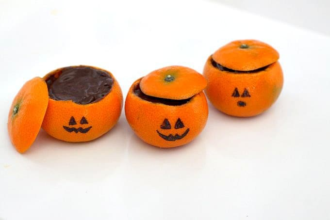 pudding pumpkins