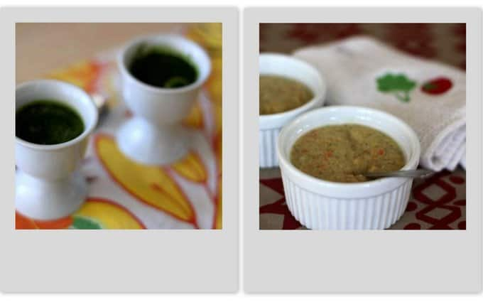 """how to make our """"green goblin"""" soup"""