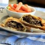 cheeseburger hand pies, foodlets