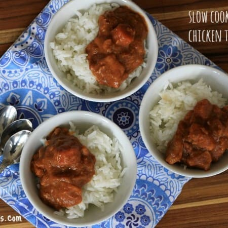 slow cooker chicken tikka masala, foodlets