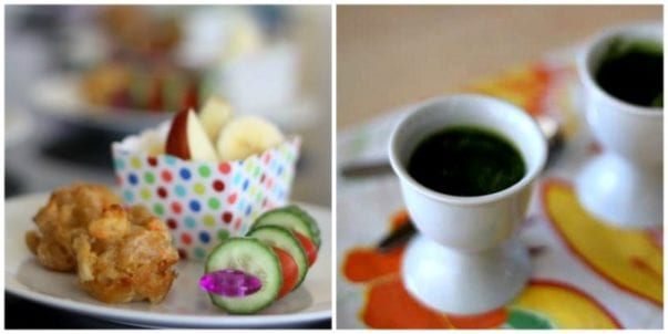 cute veggie serving ideas