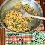 one-pot homemade mac & cheese, foodlets