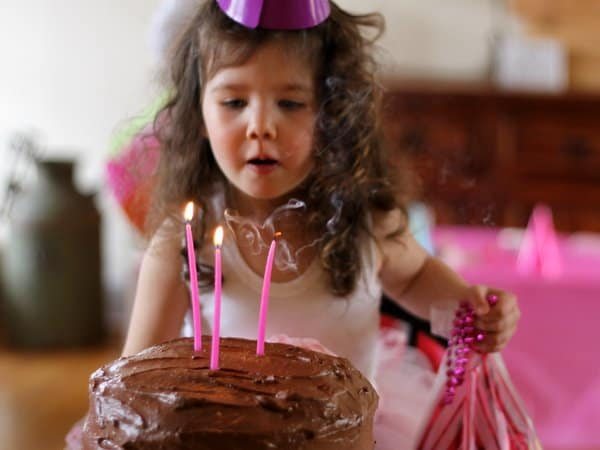 Why I'll Never Buy Another Piñata: 5 Things I've Learned About Throwing Birthday Parties for Small Kids