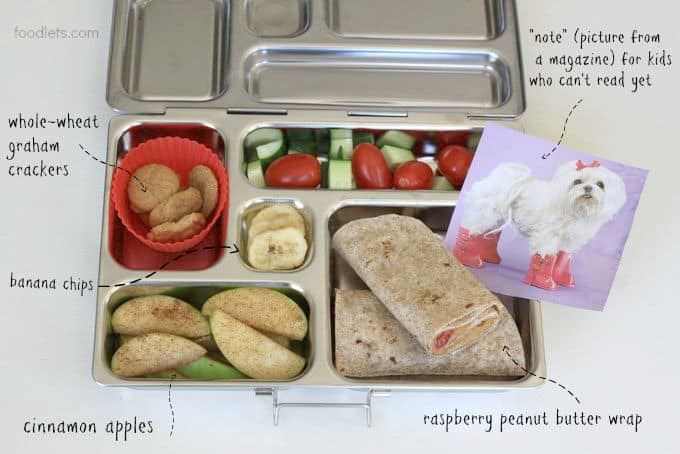 5 Simple Ways to Make School Lunches Special