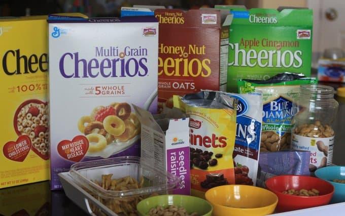 cheerios ingredients