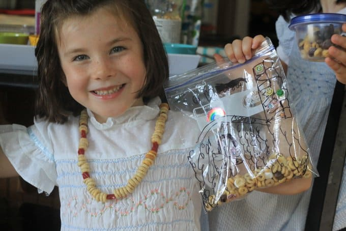 3 DIY Snacks Kids Can Make (and Eat) with Cheerios