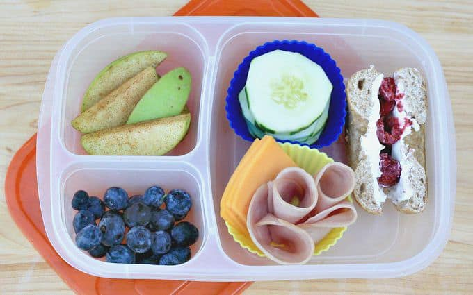cucumber sandwiches, school lunch ideas