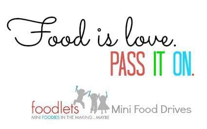 food is love, sm
