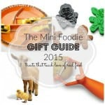 mini foodie gift guide