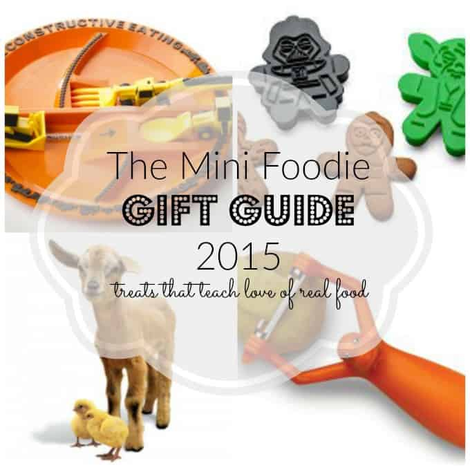 The Mini Foodie Gift Guide: Food-Themed Holiday Gifts for Kids (Plus a Few Ideas for Parents, Too)