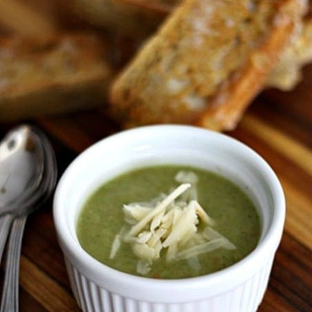 broccoli soup, foodlets