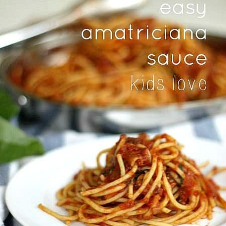 easy amatriciana for kids foodlets 2