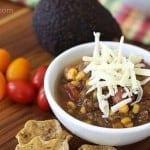 taco soup foodlets