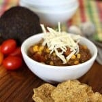 taco soup, foodlets fast dinner ideas