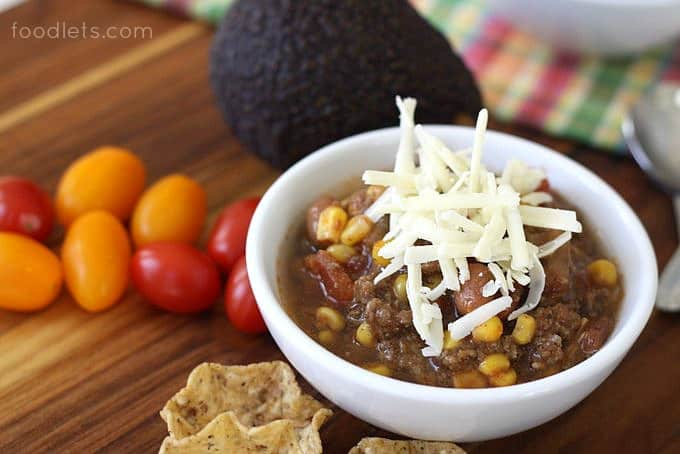 Taco Soup: a Fresh Take on a Family Favorite, Done in 20 Minutes
