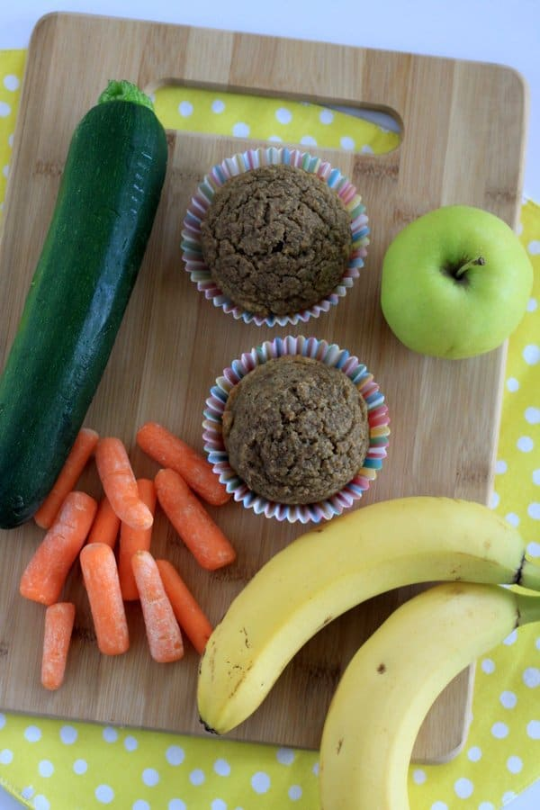 Magic Muffins: The Healthy 5-Fruit & Vegetable Muffins Kids Love!