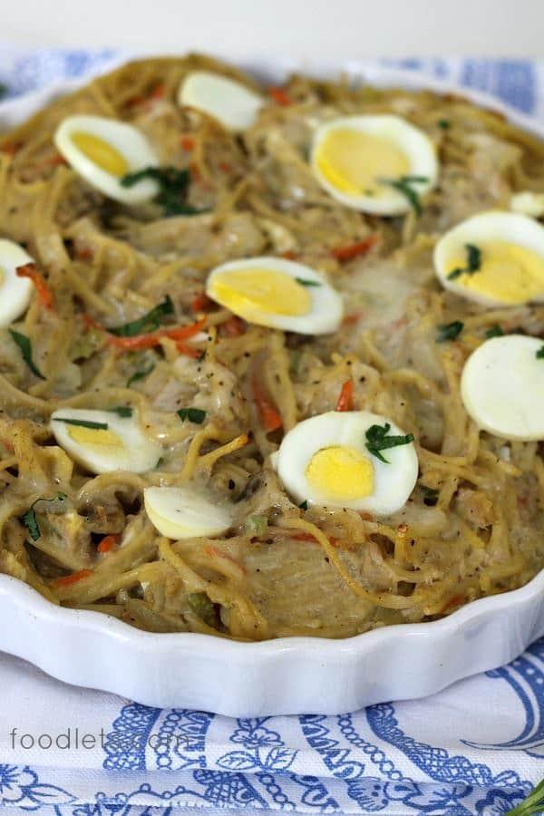 tuna casserole, foodlets
