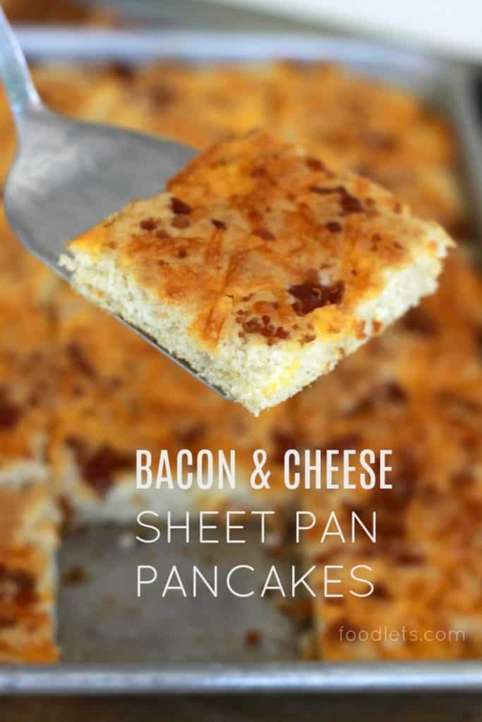 Pancakes To Go 2 Kinds Of Sheet Pan Pancakes 3 Simple