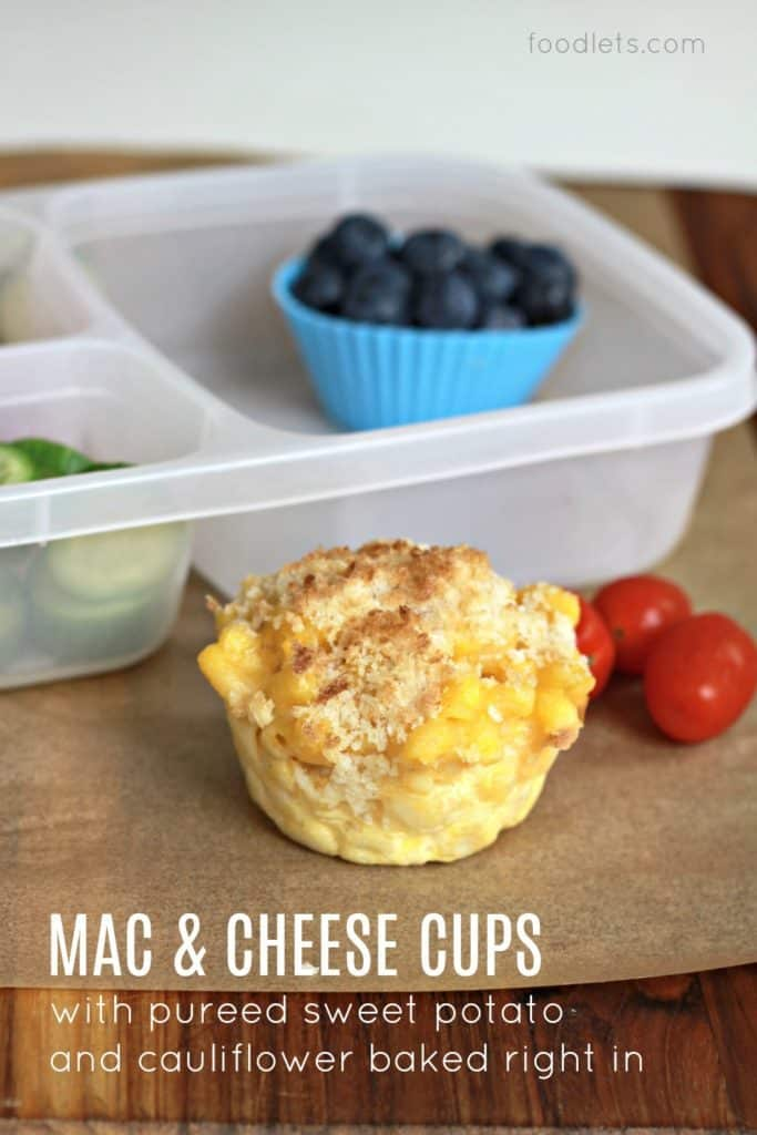 mac & cheese cups FB