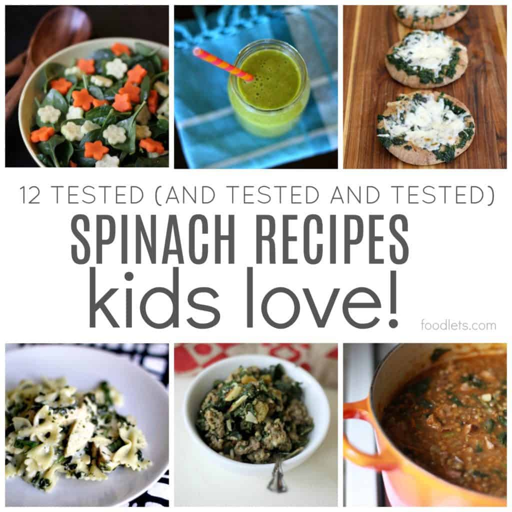12 Tested Spinach Recipes Kids (and Adults) Love