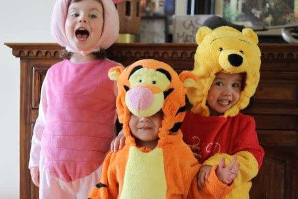 How to Win at Halloween with Small Kids