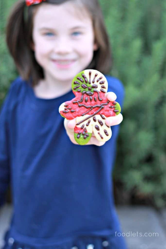 Star Wars Christmas Cookies