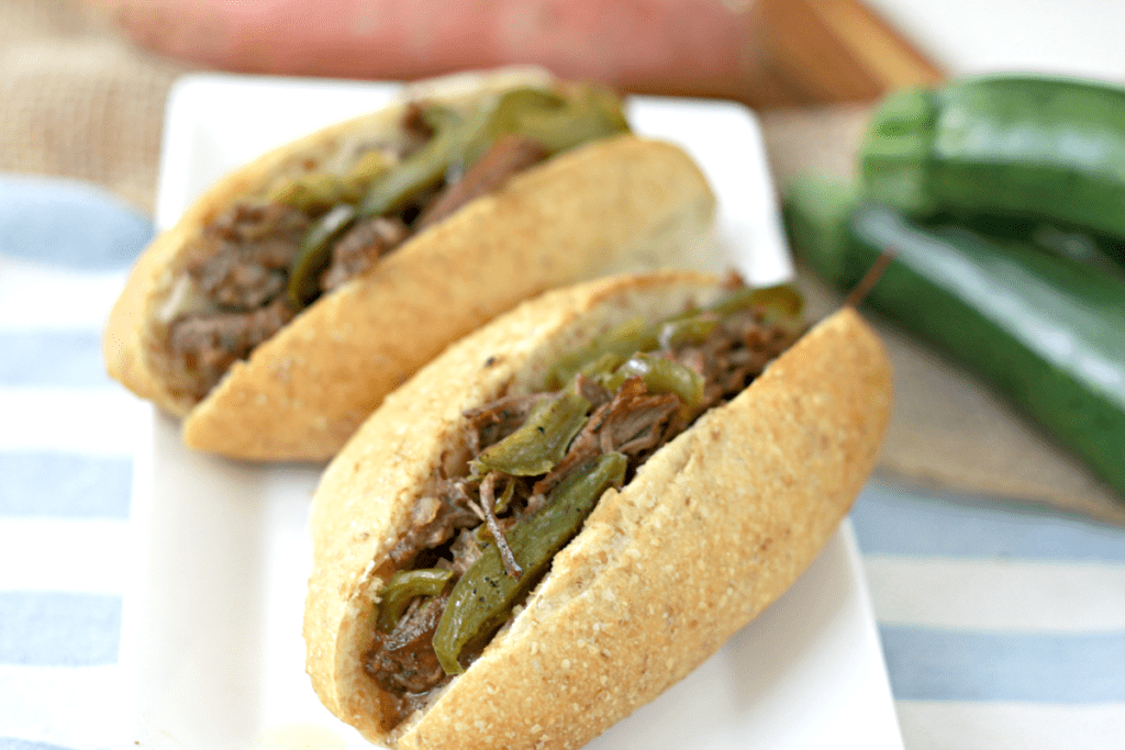 The Instant Pot Italian Beef Sandwiches My 8-Year-Old Can't Get Enough Of