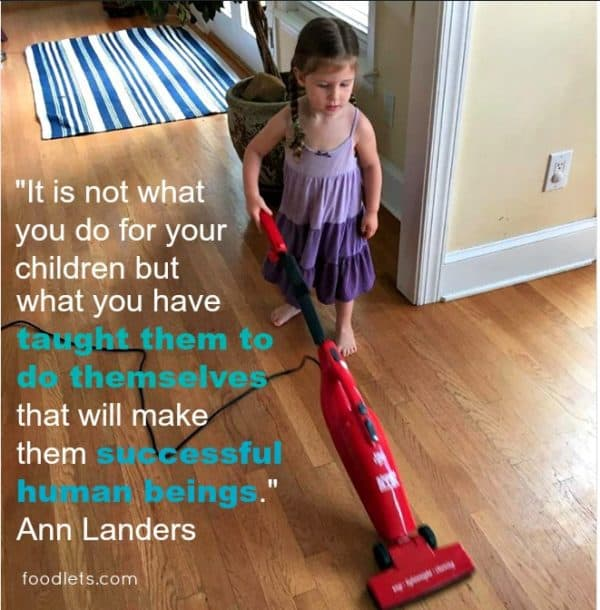 How Chores Changed My Kids: Plus 10 Chores for Kids Under 10