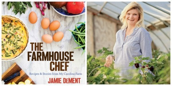 """Foodlets Workshop: Farmhouse Cooking with Jamie Dement, Author of """"The Farmhouse Chef"""""""