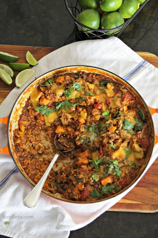 Best-Ever Taco Bake: The Taco Casserole Makeover (with Fresh Veggies) Kids Love