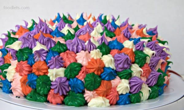 The Most Colorful Cake Ever (Inside and Out!)