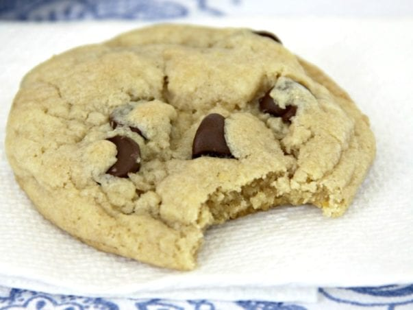 the best chocolate chip cookie recipe on foodlets