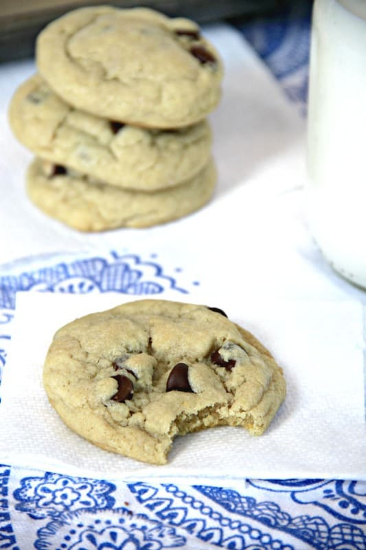 The World's Best Chocolate Chip Cookie Recipe